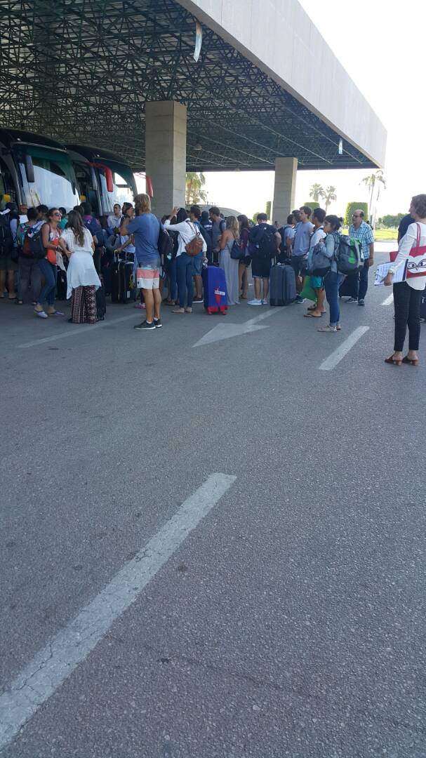 300 students from Latin America arrive in Luxor and Aswan